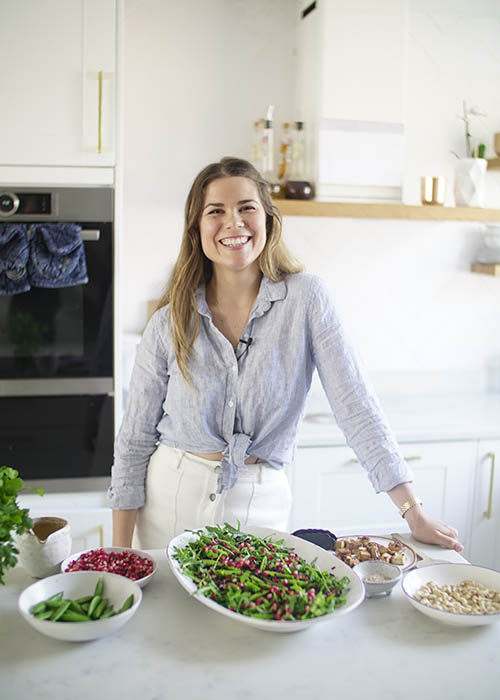 Background image for Cooking Fresh with Madeleine Shaw