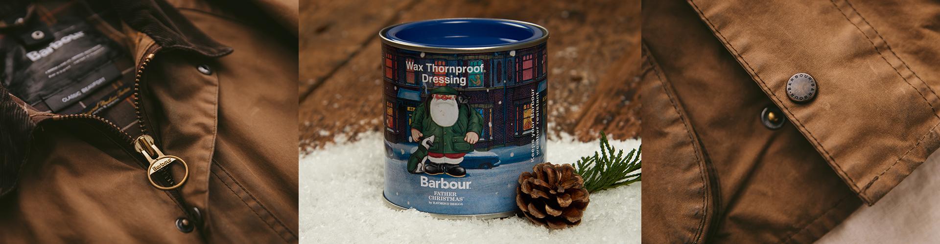 Christmas Edition Wax Tins