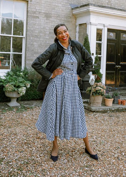 Background image for Paula Wears the Wardley Jacket