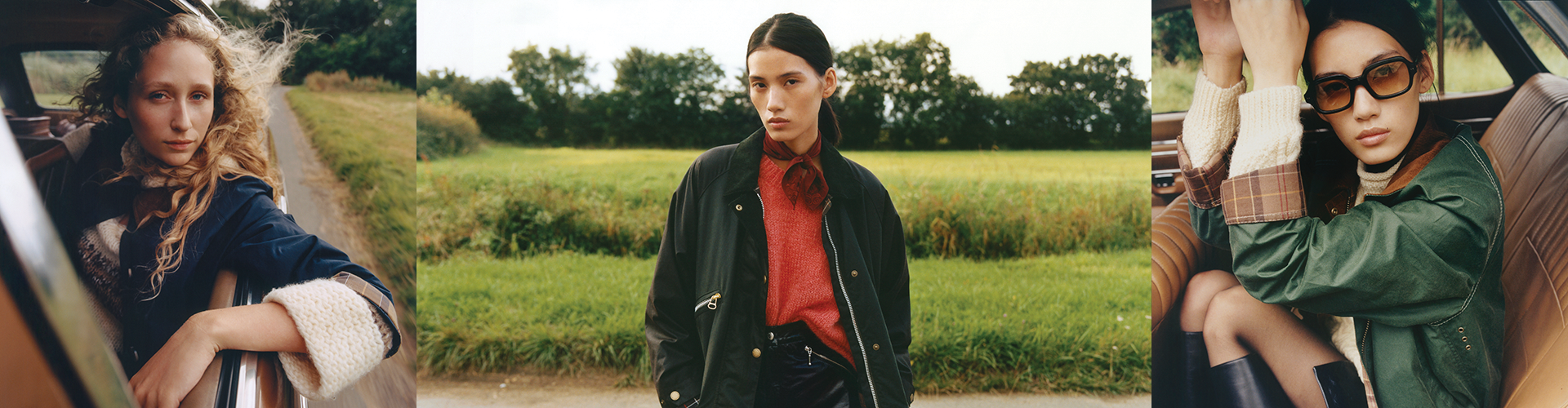 Barbour By ALEXACHUNG AW21