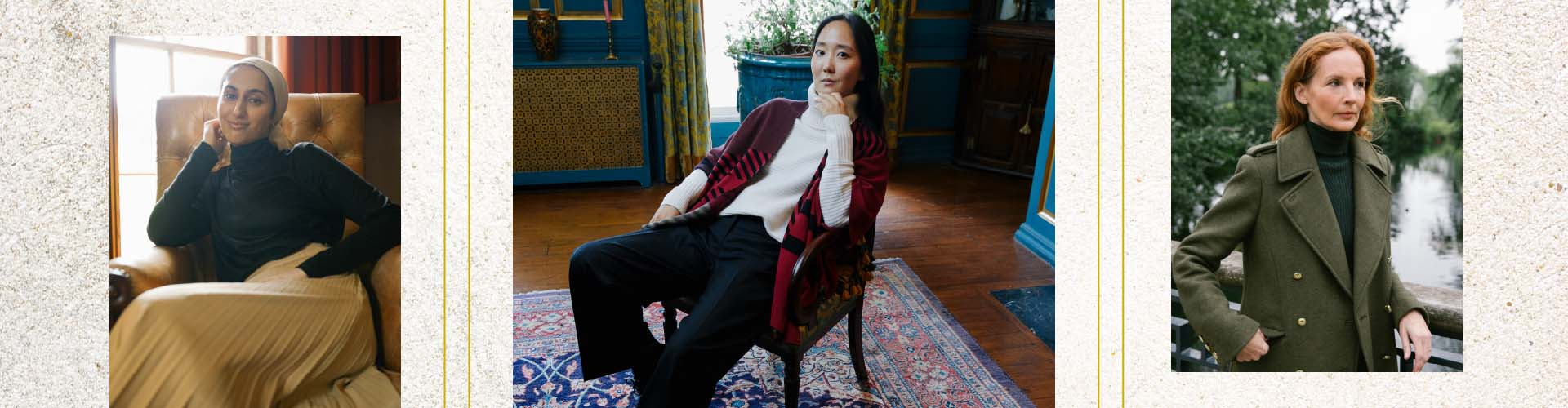How to Build the Perfect Autumn Wardrobe