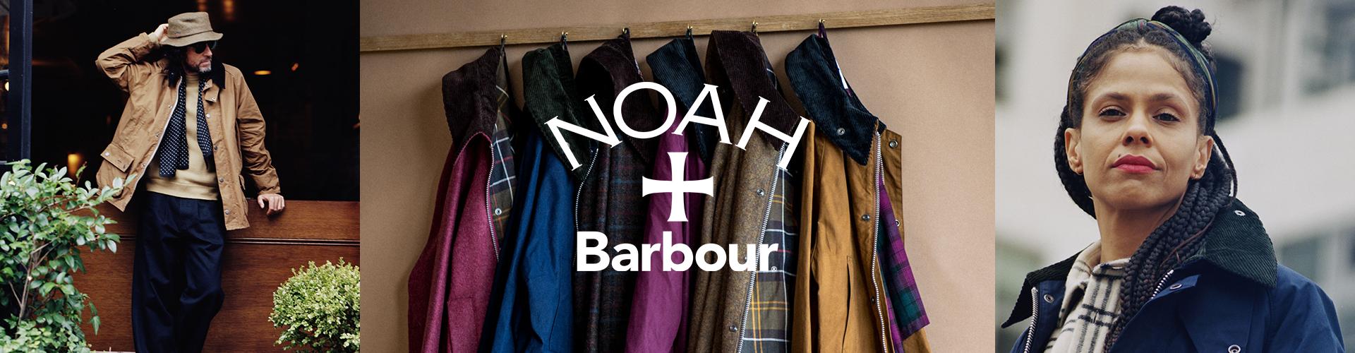 Barbour X Noah AW21