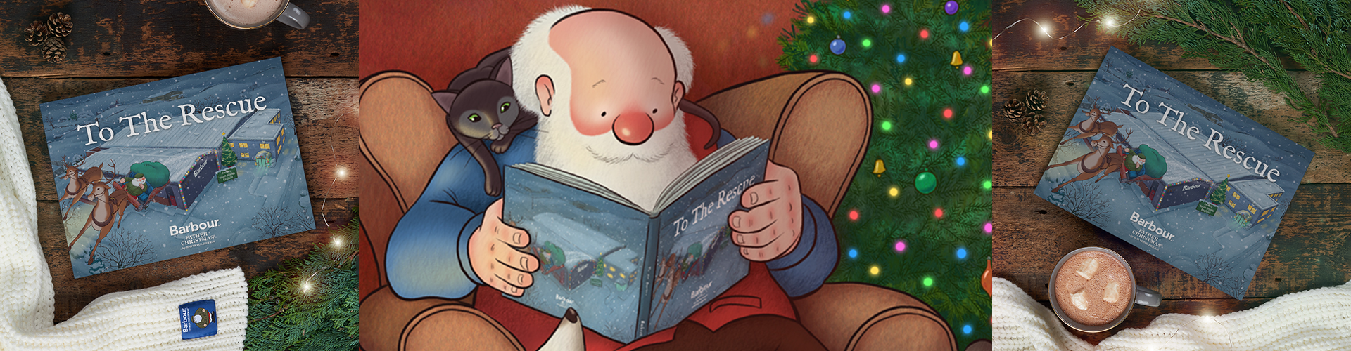 Barbour Christmas Storybook Competition