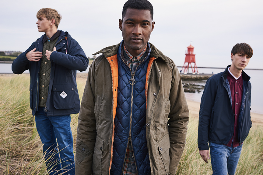 Barbour Beacon AW18