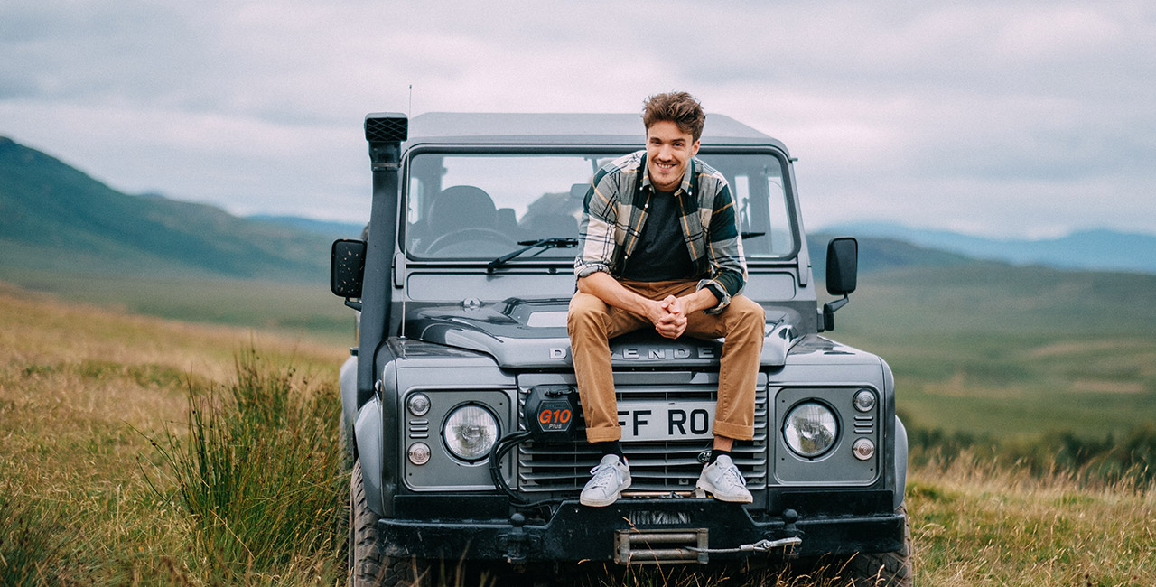 Barbour Shirt Department AW18 Campaign