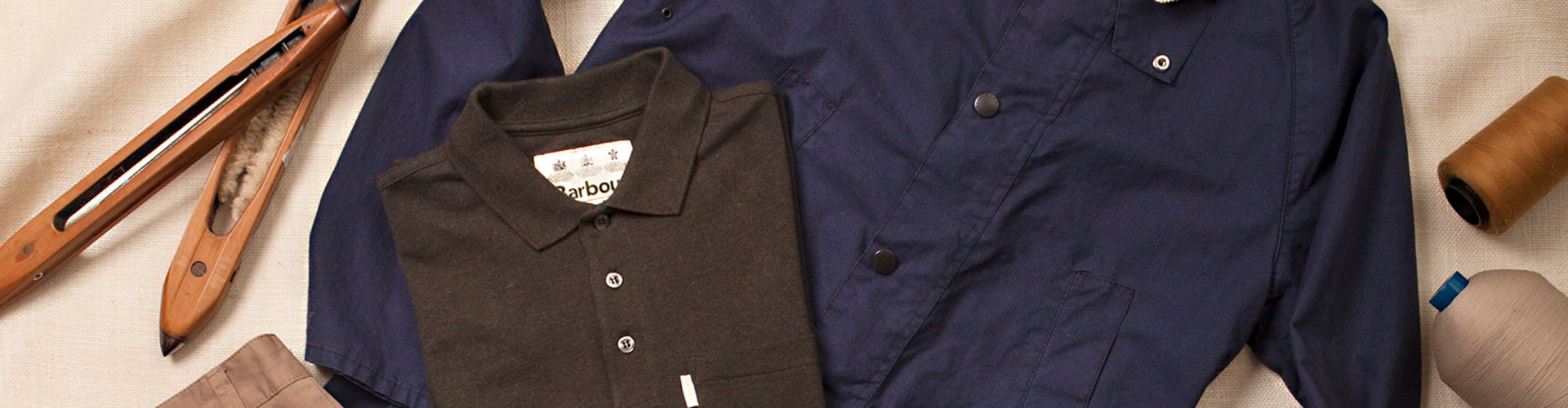 Barbour Made for Japan Collection AW18