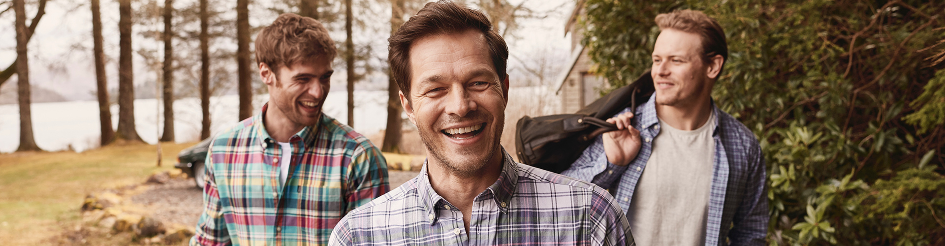 Barbour Shirt Department – SS19 Campaign
