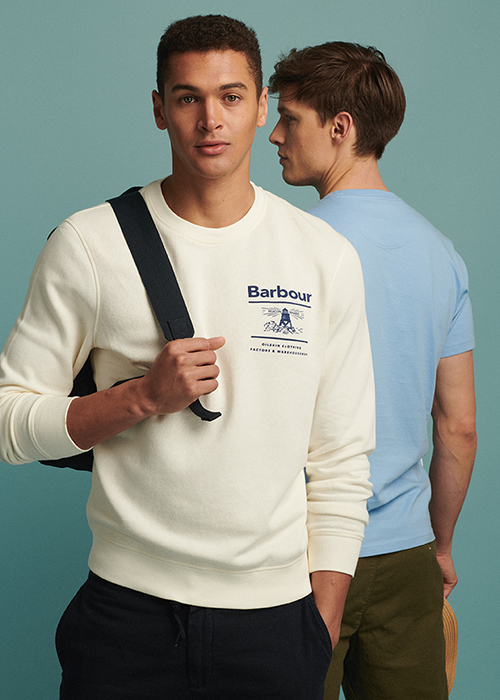 Barbour SS20 Coastal collection