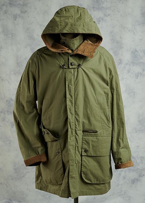 Barbour Gold Standard Ripstop Beaufort Jacket