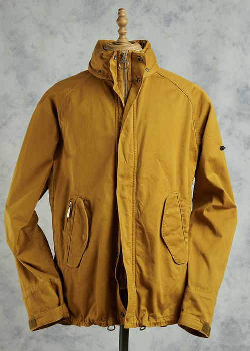 Barbour Gold Standard Transporter Jacket