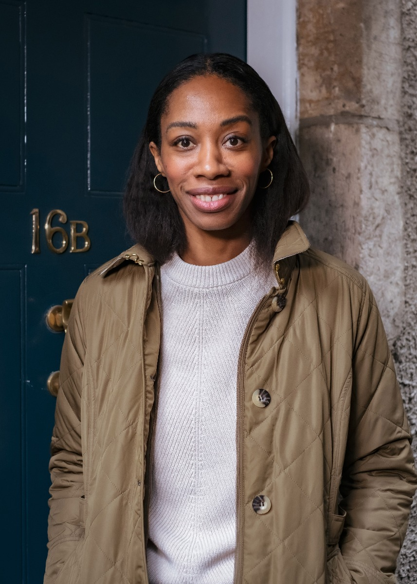 Louisa styles the Barbour SS21 Women's Tartan Collection