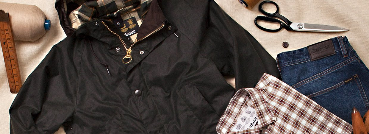 Barbour Size & Fit Guide
