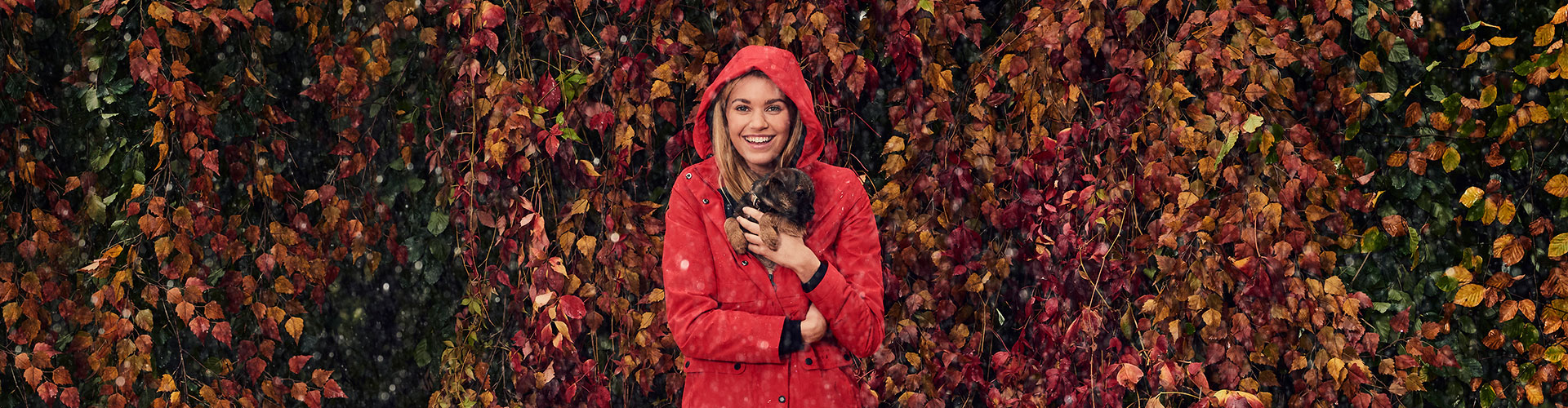 Barbour Weather Comfort AW18 Campaign