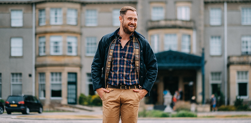 AW18 Shirt Department Style tips with Ben Heath