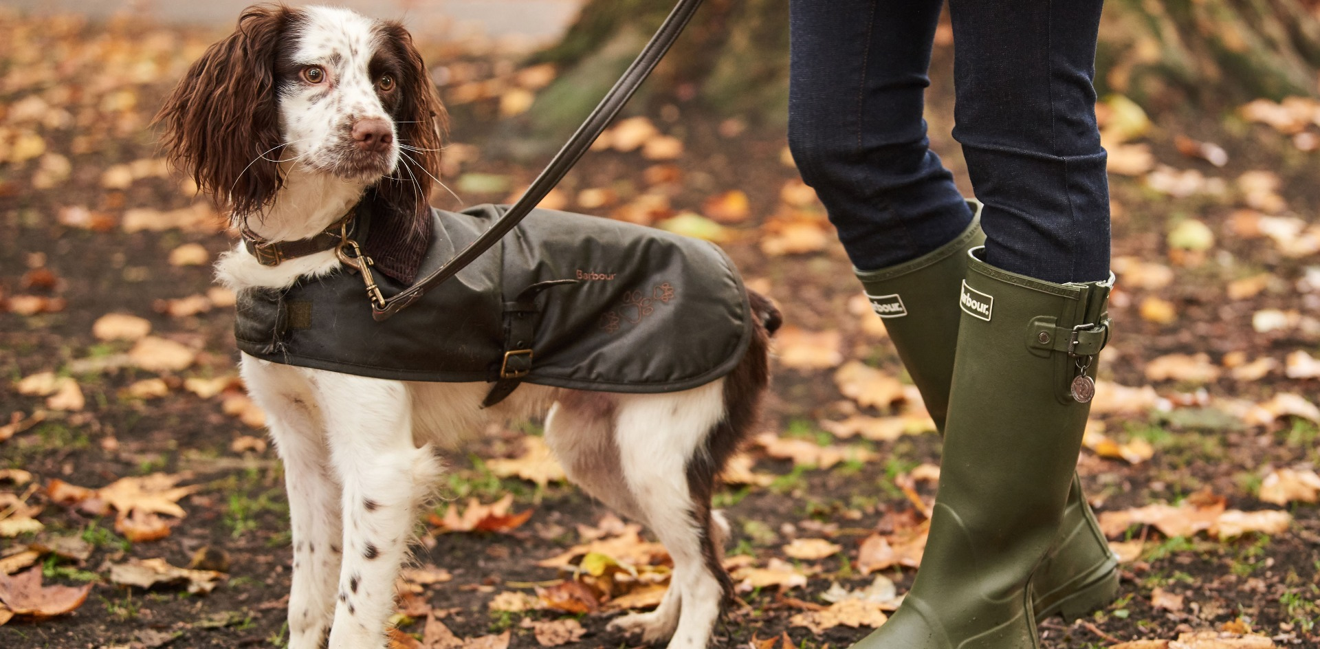 The Barbour Battersea Collection at The Game Fair