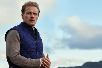 Barbour x Sam Heughan
