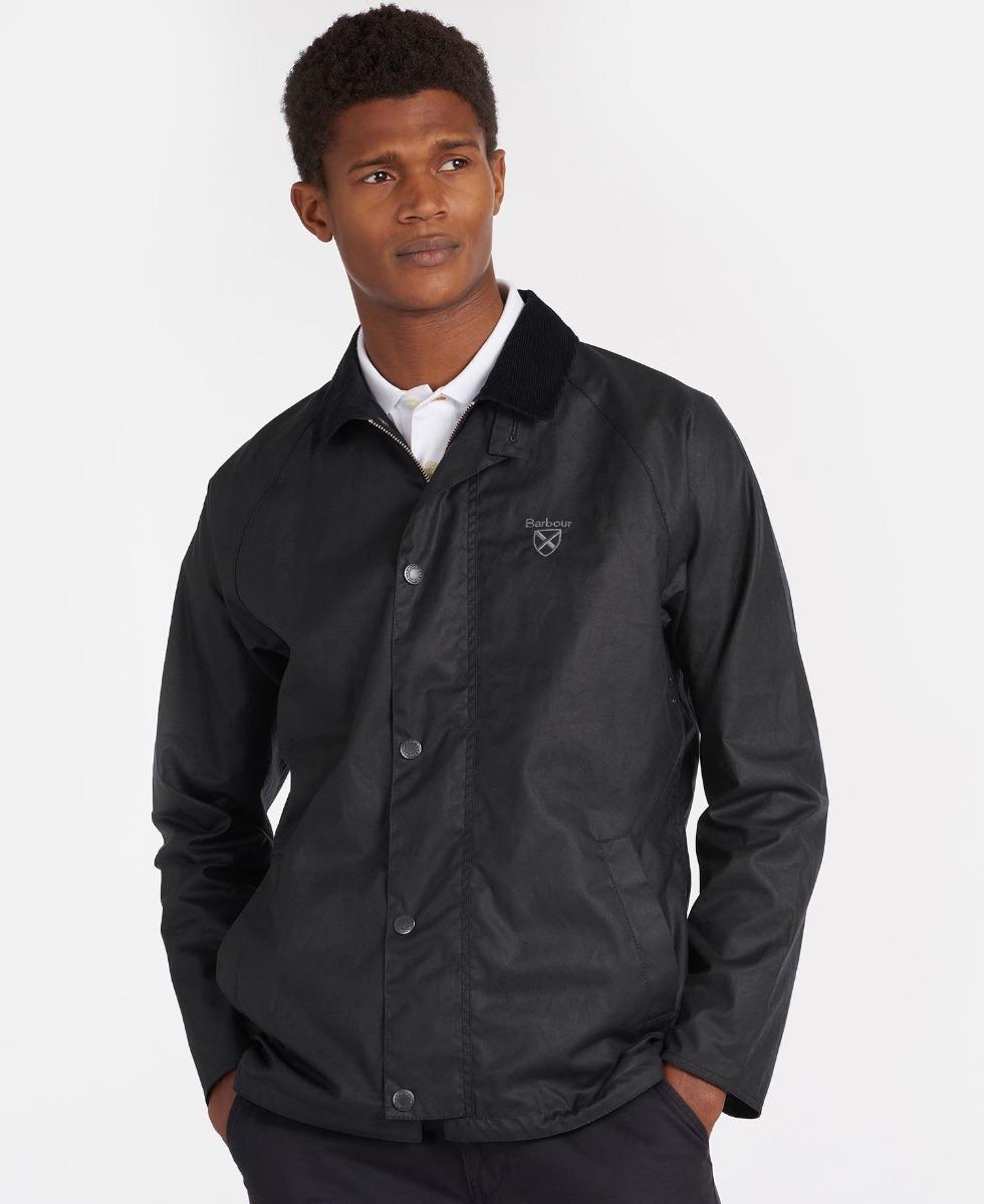 Barbour Crest wax jacket