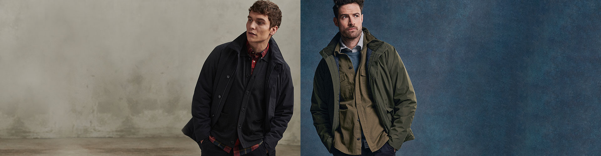 Barbour Mens Preview