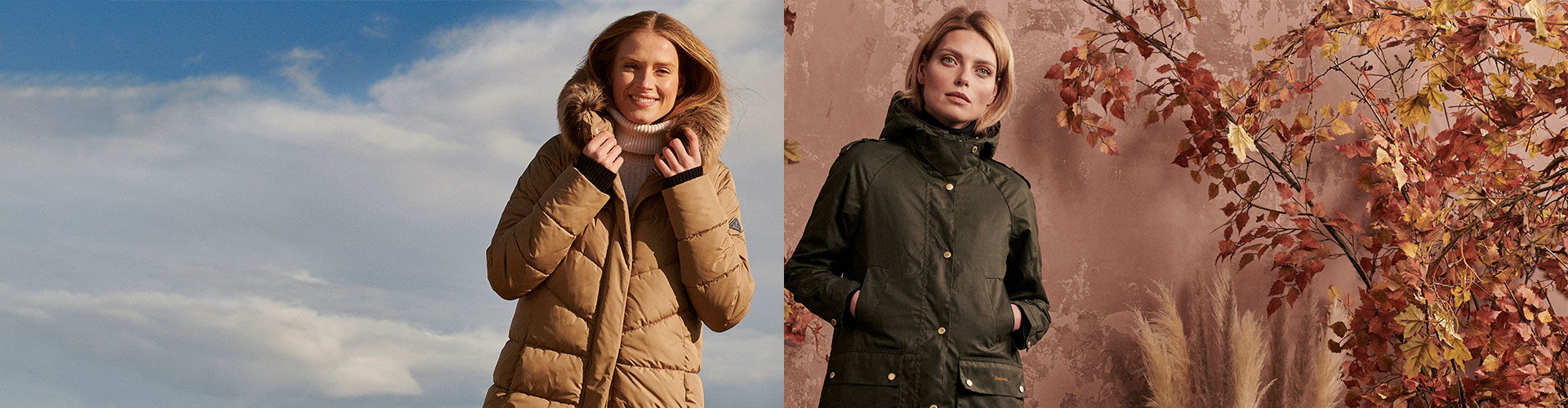 Barbour Womens Preview