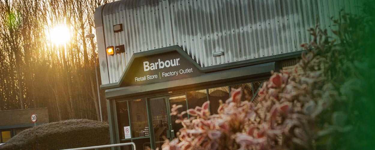 Barbour South Shields Store