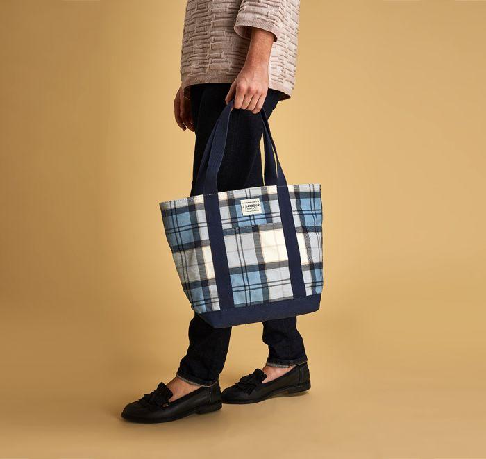 Barbour Kirkaldy Tartan Bag