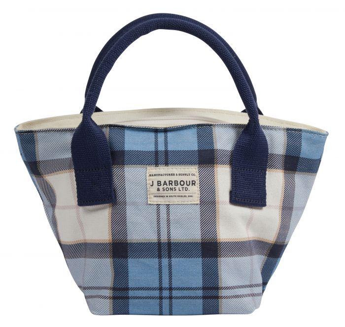 Barbour Leathen Tote Bag