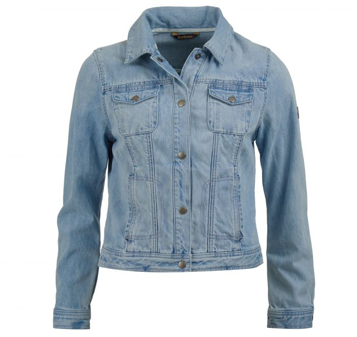 Barbour Ripple Denim Jacket