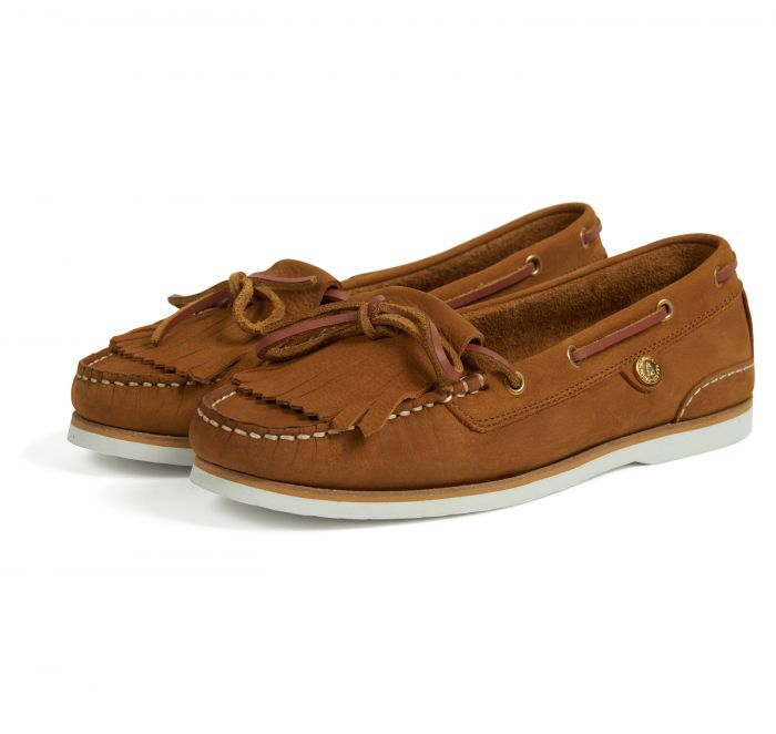 Barbour Ellen Boat Shoes