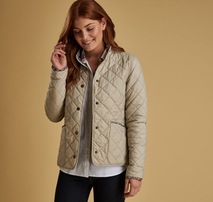 Barbour Evelyn Quilted Jacket