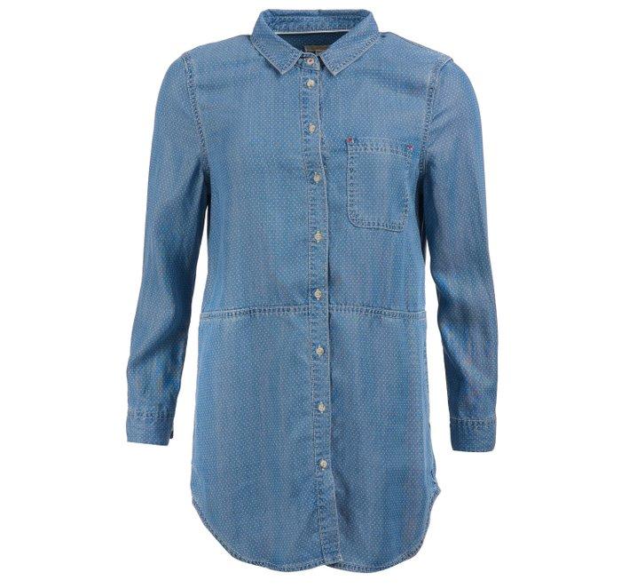 Barbour Sailboat Shirt