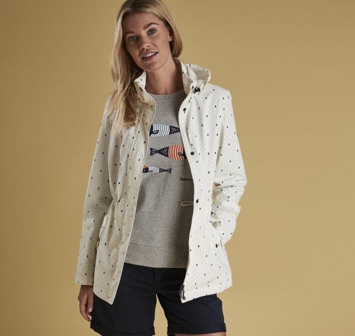 Barbour Windbreaker Waterproof Breathable Jacket