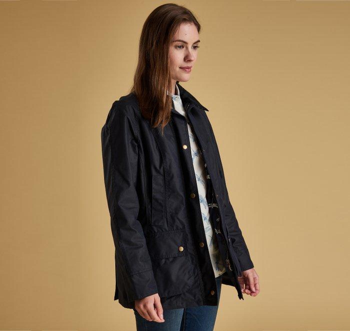 Barbour Monteviot Waxed Cotton Jacket