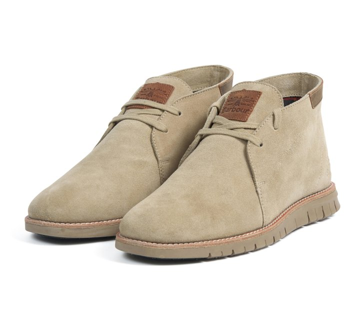 Barbour Boughton Chukka Boots