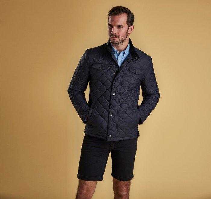 Barbour Sam Heughan Dean Quilted Jacket