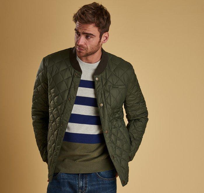 Barbour Levenish Quilted Jacket