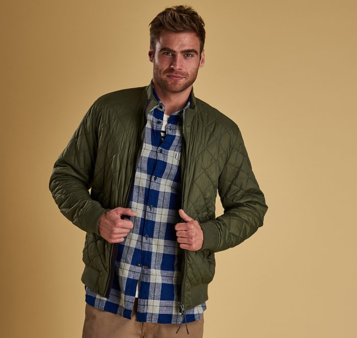 Barbour Blotter Quilted Jacket