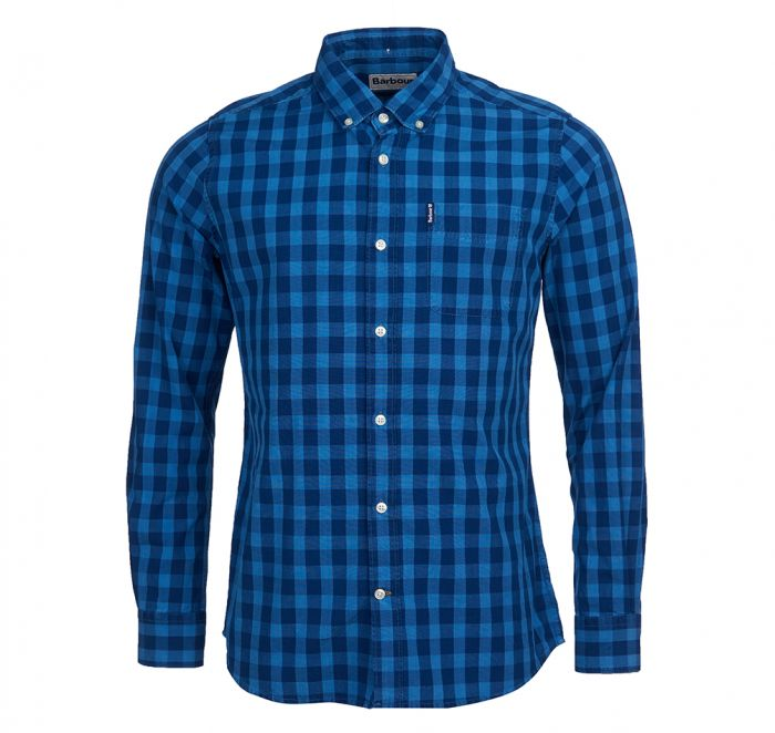 Barbour Indigo 6 Tailored Shirt