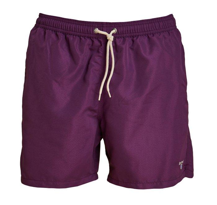 Barbour Logo 5inch Swim Shorts