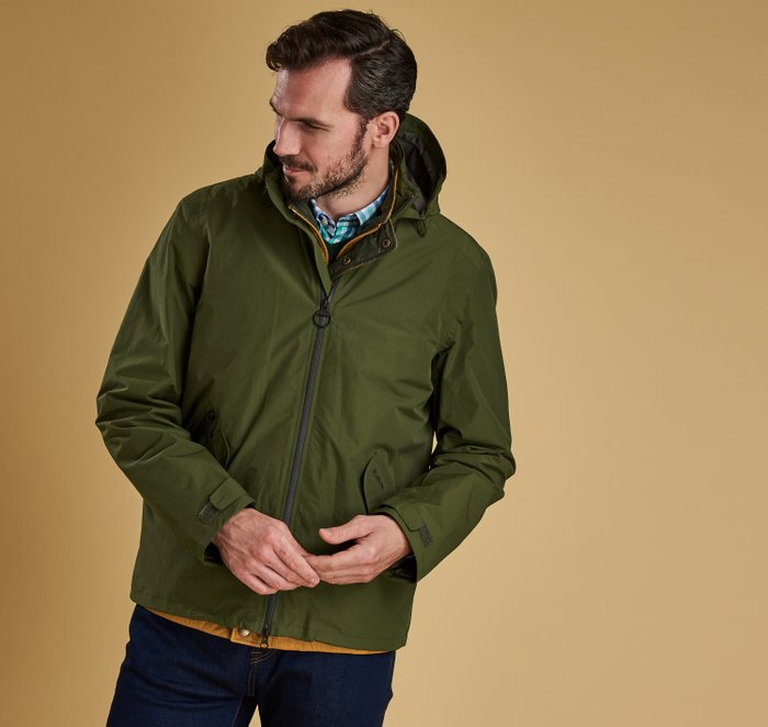 Barbour Rosedale Waterproof Breathable Jacket