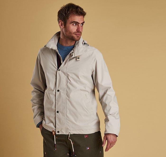 Barbour Clanfield Waterproof Breathable Jacket