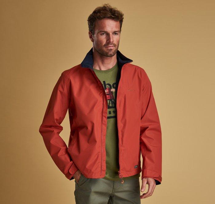 Barbour Rye Waterproof Breathable Jacket