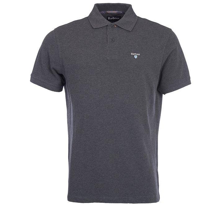 Barbour Tartan Pique Polo Shirt