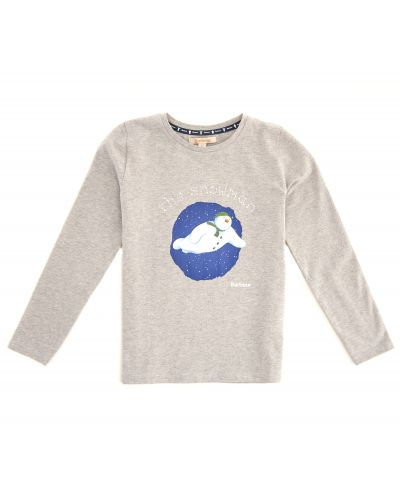 Barbour x The Snowman Elanor Long Sleeved Top