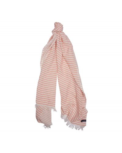 Barbour Striped Wrap