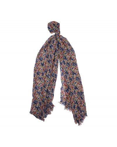 Barbour Floral Print Wrap