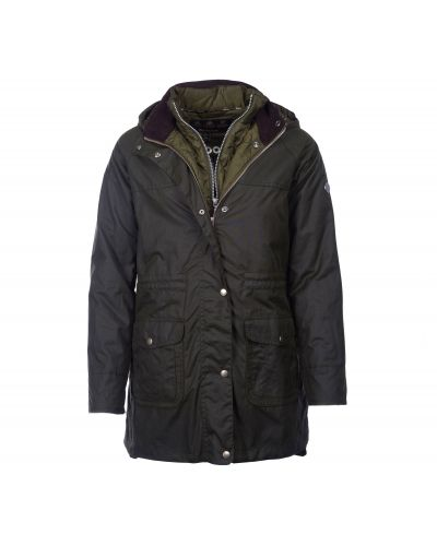 Barbour Mablethorpe Waxed Cotton Jacket