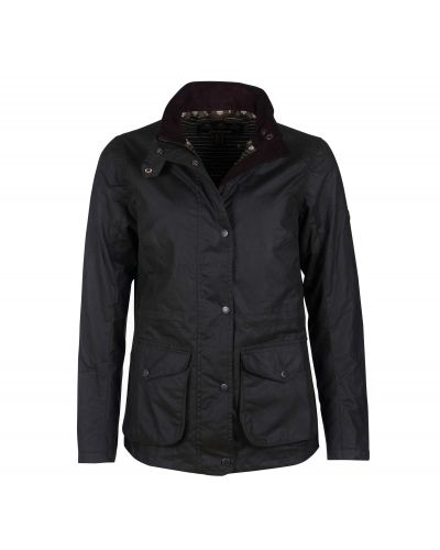 Barbour Fleetwood Waxed Cotton Jacket