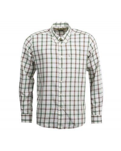 Barbour Keenan Wool Mix Shirt