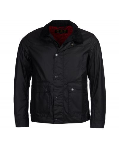 Barbour Kelvin Waxed Cotton Jacket