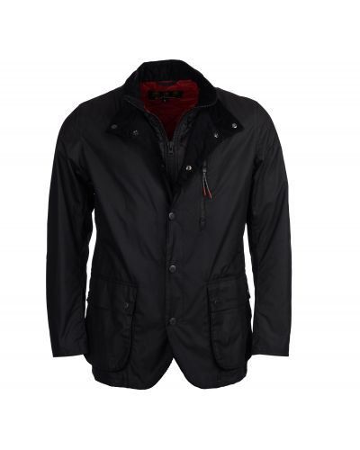 Barbour Surge Waxed Cotton Jacket
